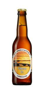 Bild på en öl Tällbergs IPA från mikrobryggeriet The Beer Factory i Leksand, Dalarna